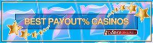 ペイアウトが高いオンラインカジノ